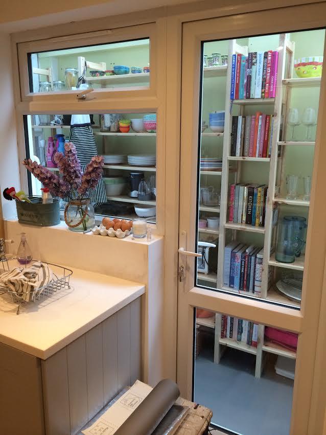 pantry shelves outside 1