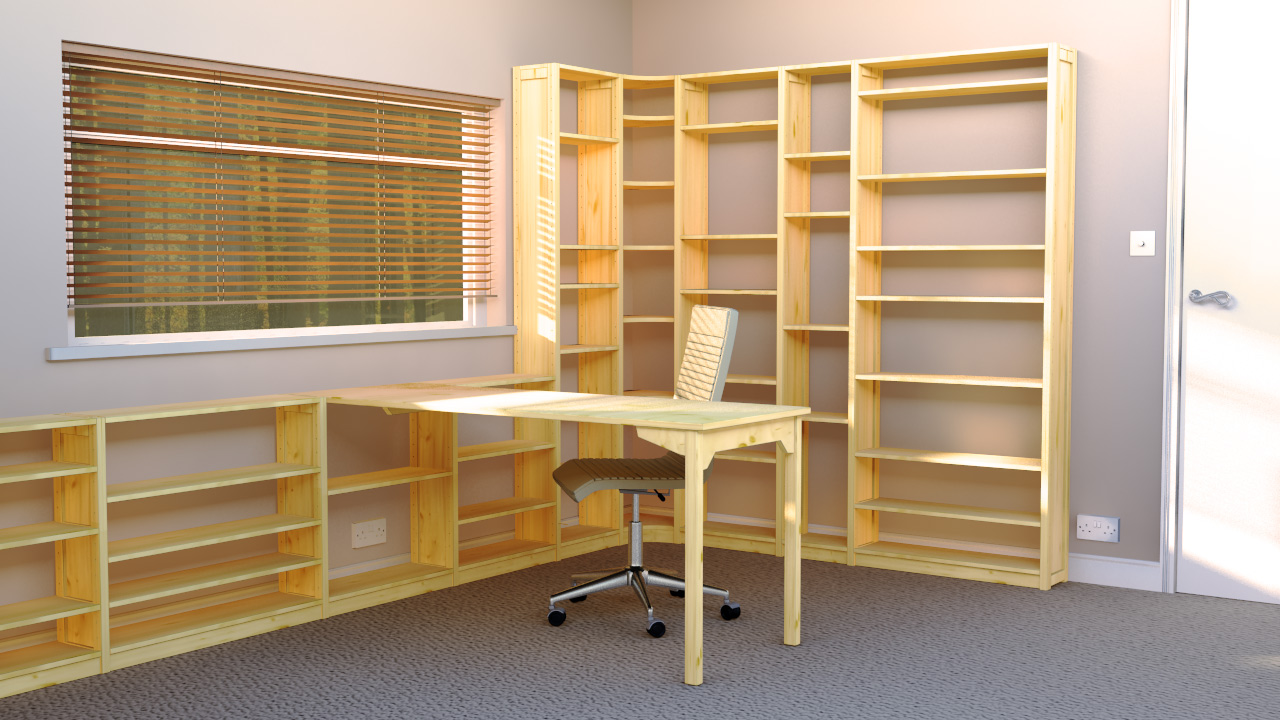 Bon Example Office Solution 4 225 X 325 Cm